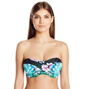 NEW Coco Reef Five Way Bikini Swim Top 32-34D